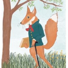 Stefanie-Scharl-Illustration-Kinderbuch-Märchen-Fuchs