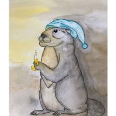 Stefanie-Scharl-Illustration-Kinderbuch-Murmeltier-aquarell