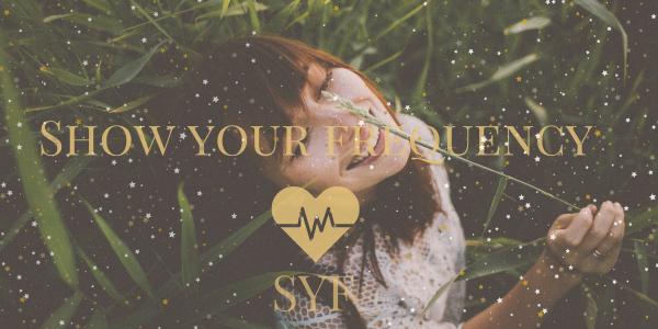 stefanie scharl, show your frequency, logo design, energiearbeit, business women, girlpower, neue spiritualität, herzensweg, soulpath